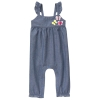 17L2-031 Gymboree Butterfly Overalls - 6-12 tháng