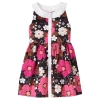 17G3-006 Gymboree Floral Dress - 3 tuổi