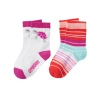 17G3-049 Gymboree Turtle & Stripe Socks - 3 tuổi