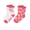 17G3-051 Gymboree Lion & Floral Socks - 3 tuổi