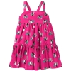 17G3-003 Gymboree Toucan Tier Dress - 3 tuổi