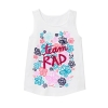 17S1-009 Gymboree Team Rad Tank - 7 tuổi