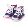 17S1-018 Gymboree Hi-Top Sneakers - 7 tuổi