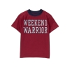 17S2-012 Gymboree Weekend Tee - 7 tuổi