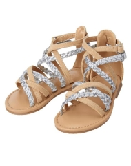 18S2-049 Crazy8 Braid Gladiator Sandals - 6-12 tháng