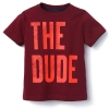 18O1-071 Gymboree The Dude Tee - 11-12 tuổi