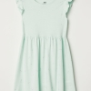 18O4-027 H&M Cotton dress - 8 tuổi