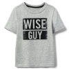 18O6-005 Crazy8 Wise Guy Tee - 18-24 tháng