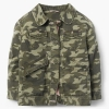 18N2-008 Gymboree Sunshine Camo Jacket - 8 tuổi