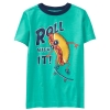 18D1-021 Crazy8 Roll With It Tee - 11-12 tuổi