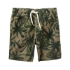 18D1-030 Crazy8 Palm Tree Shorts - BÉ TRAI