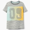 18D7-057 Gymboree Number Nine Tee - 4 tuổi