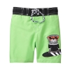 18D7-063 Gymboree Pug Swim Trunks - 4 tuổi