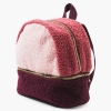 18D7-039 Gymboree Sherpa Colorblock Backpack - 18-24 tháng