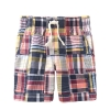 18D7-052 Gymboree Patchwork Shorts - 4 tuổi
