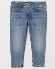 19Y1-012 H&M Relaxed Tapered Fit Jeans - Quần dài, quần Jean, legging bé trai