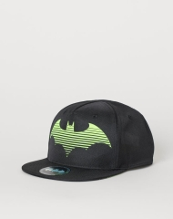 19U3-090 H&M Cap with Appliqué - 11-12 tuổi