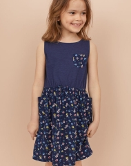 19G2-064 H&M Sleeveless Dress - 8-10 tuổi