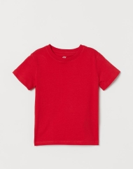 20M3-092 H&M Cotton T-shirt - 6-8 tuổi